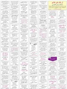 استخدام های استان خراسان-16 بهمن 91 (6)