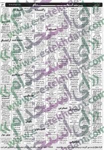 نیازمندیهای تبریز استخدام جدید 93